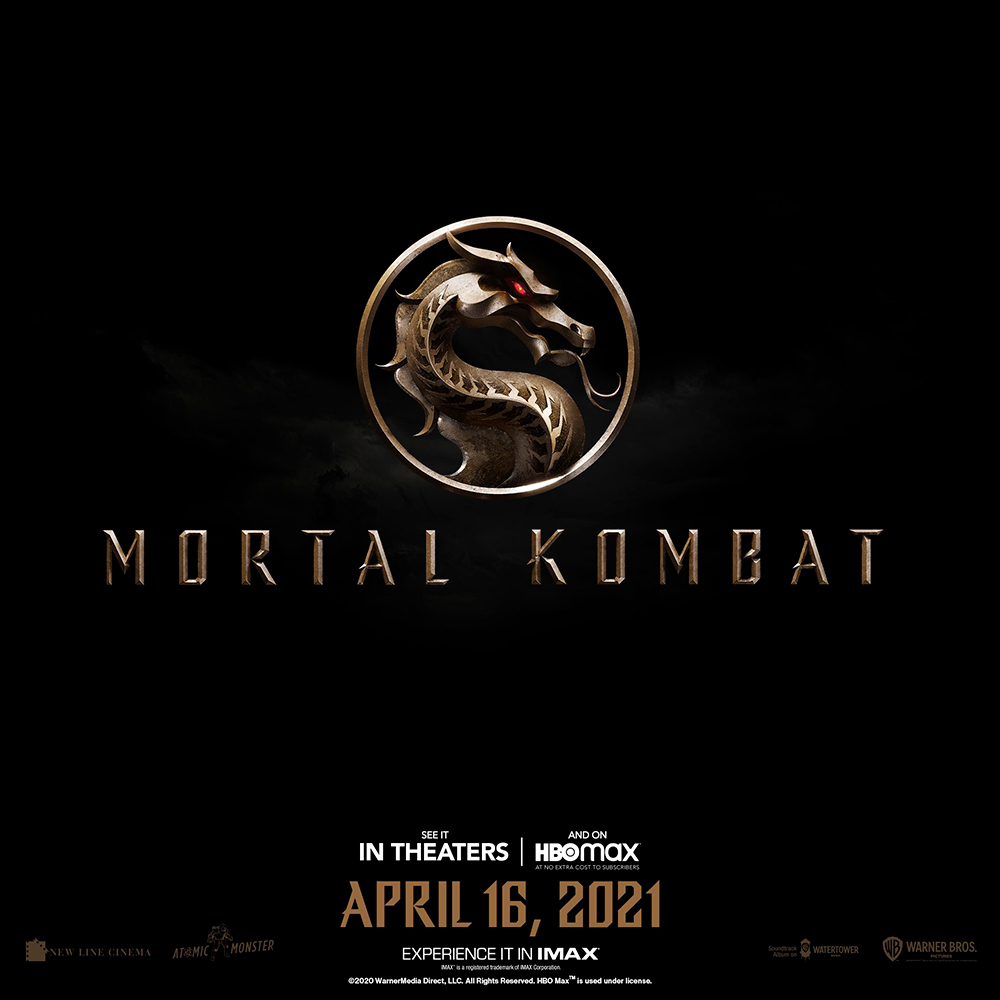 Mortal Kombat 2021 the movie