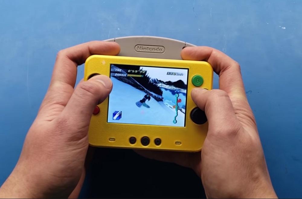 Το μικρότερο Nintendo 64 που κατασκευάστηκε ποτέ [βίντεο]