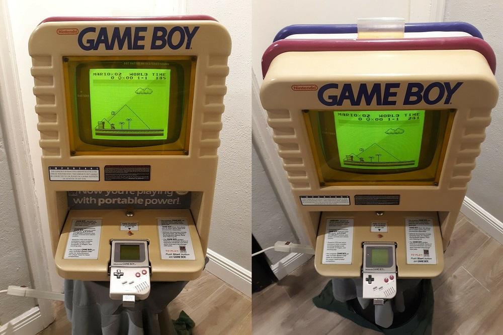 Nintendo Game Boy Kiosk: Άκρως συλλεκτικό, άκρως εντυπωσιακό και μόνο 6.500 ευρώ