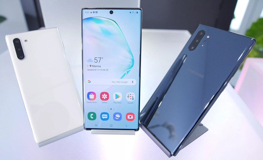 Samsung Galaxy Note 10 series: Ξεκίνησε η αναβάθμιση σε Android 11