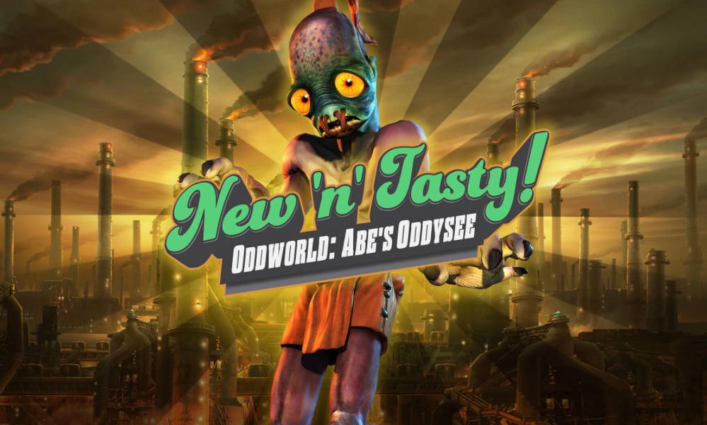 Αποκτείστε δωρεάν το Oddworld: New 'n' Tasty  [Epic Games Store]