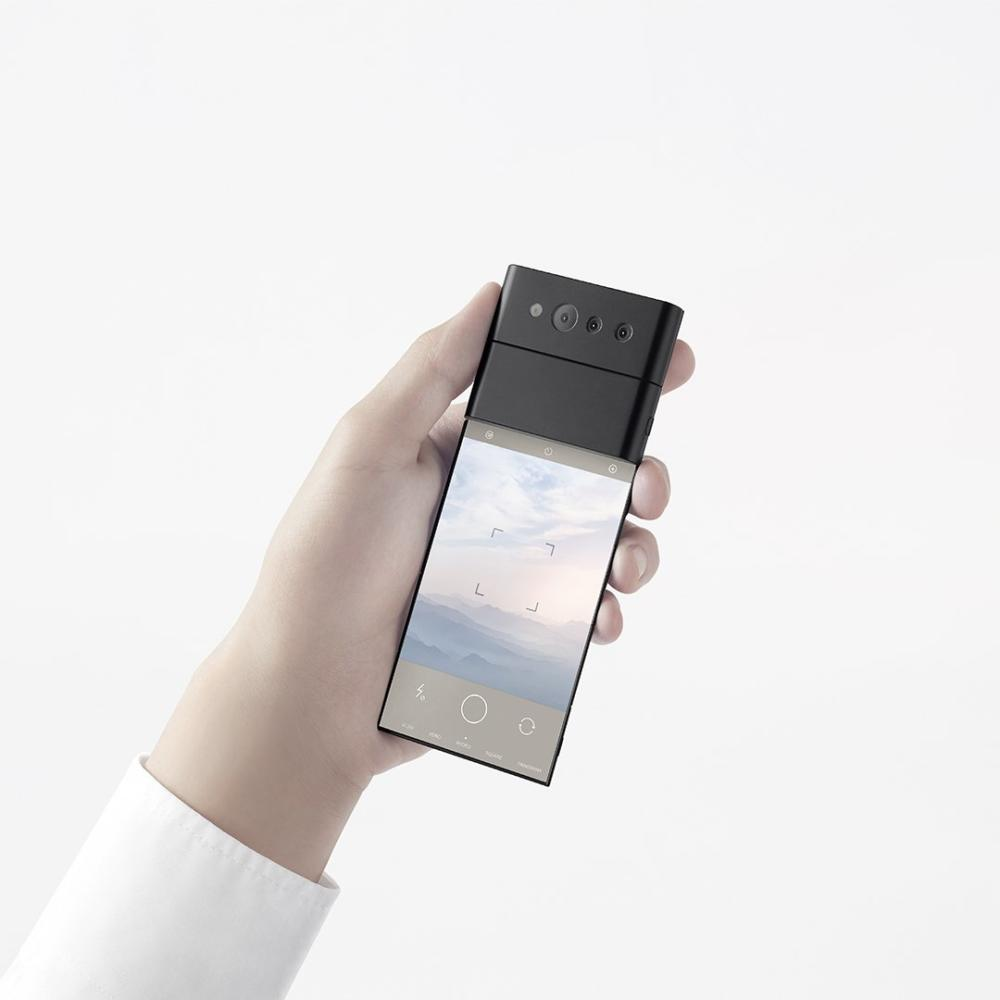 Oppo Slide Phone Triple Foldable Smartphone Concept