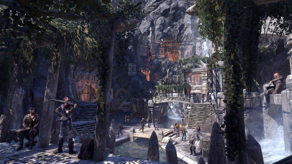The Elder Scrolls Online Twitter Adventure