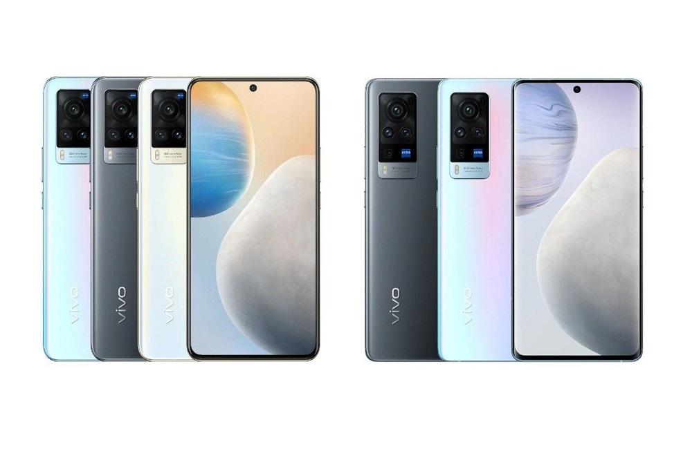Vivo X60 και X60 Pro: Επίσημα με Exynos 1080 και οπτικά μέρη Zeiss