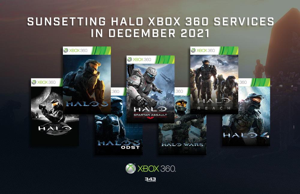 Τέλος εποχής: Κλείνουν οι servers των Halo του Xbox 360