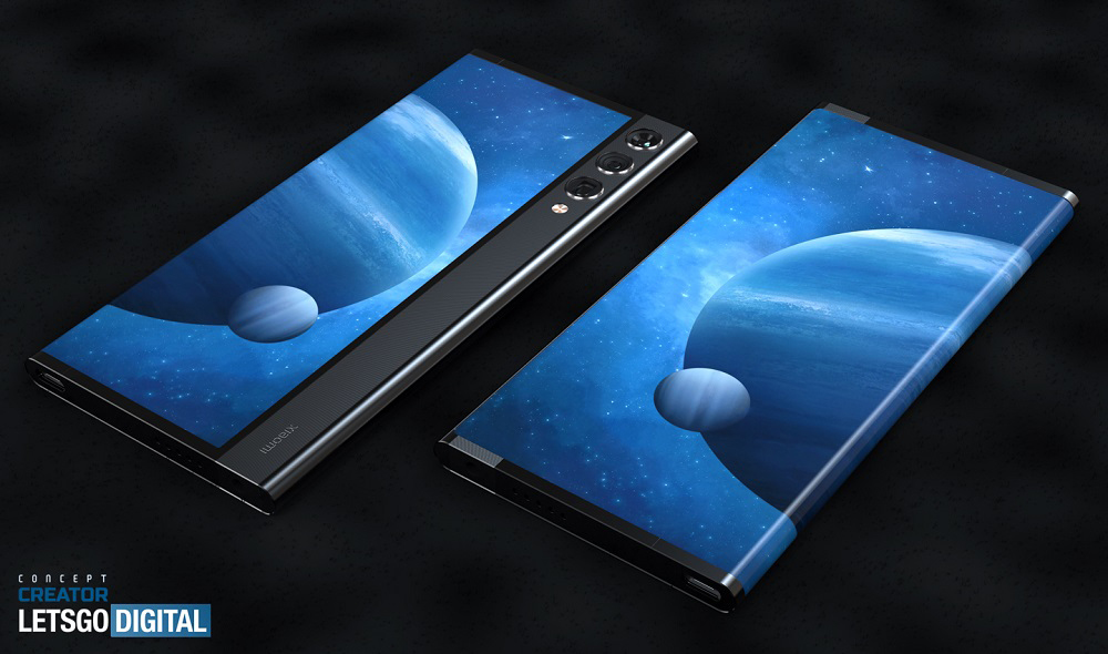 Mi Alpha R: Η πατέντα της Xiaomi για rollable smartphone ζωντανεύει [βίντεο]