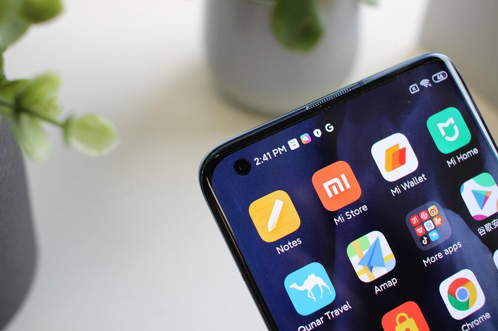 Xiaomi Mi 11: Οι πρώτες live φωτογραφίες επιβεβαιώνουν το design
