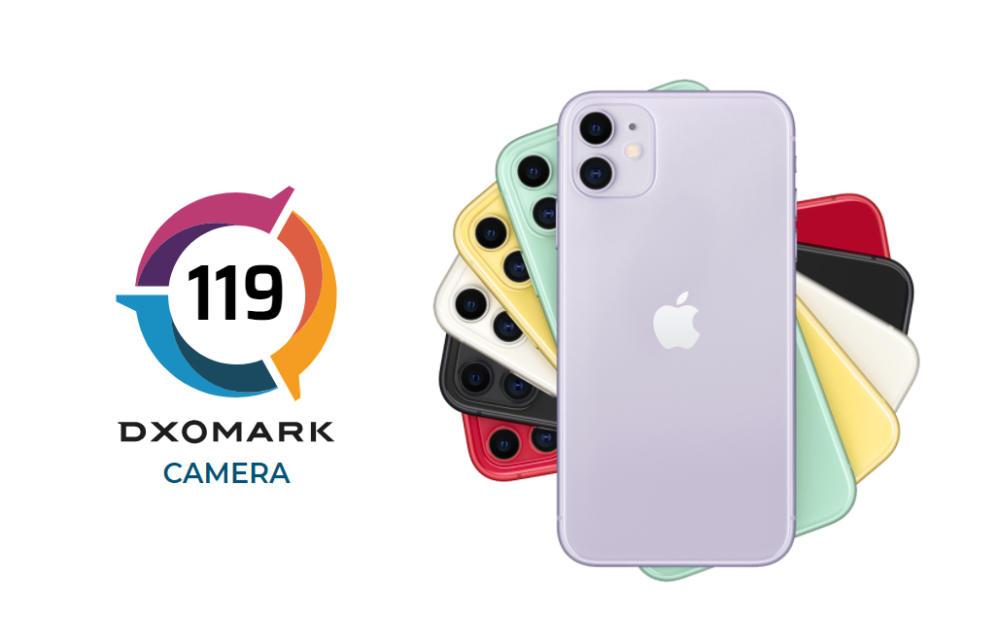 iPhone 11: Ξαναπερνάει από το DxOMark, ξεπερνάει τα Galaxy S20+ και OnePlus 8 Pro