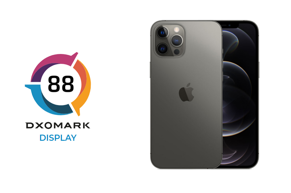 iPhone 12 Pro Max: Κορυφαία οθόνη, δε φτάνει όμως το Galaxy Note 20 Ultra [DxOMark]