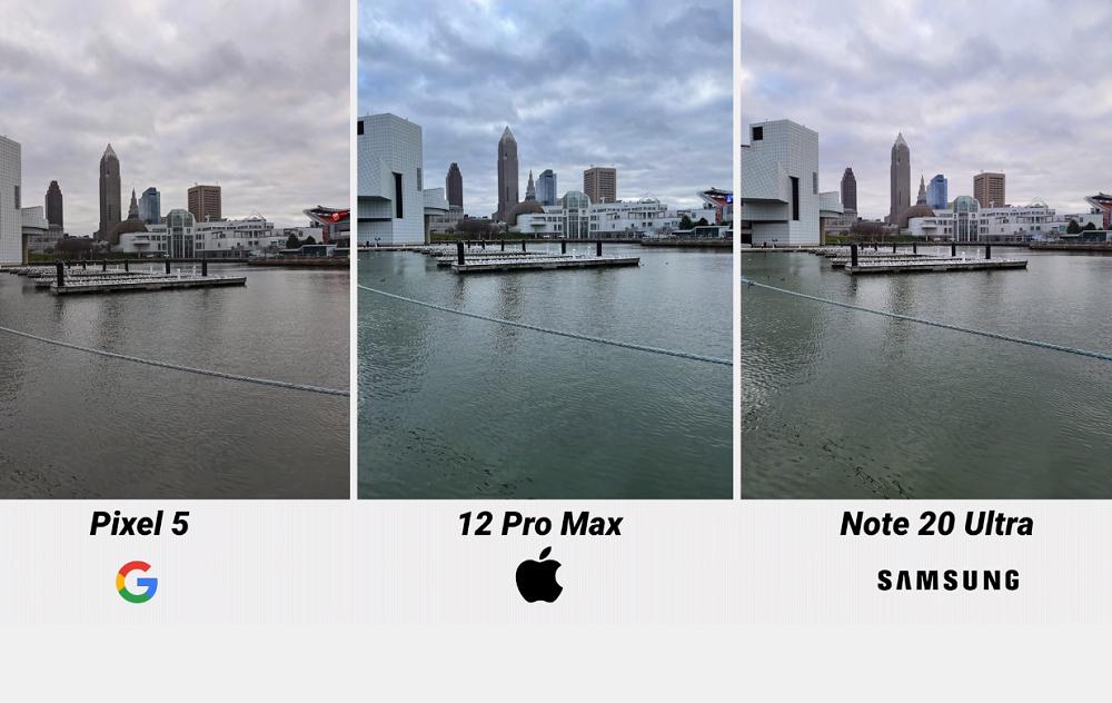 iPhone 12 Pro Max: Η κάμερα του τα βάζει με τα Pixel 5 και Galaxy Note 20 Ultra [βίντεο]