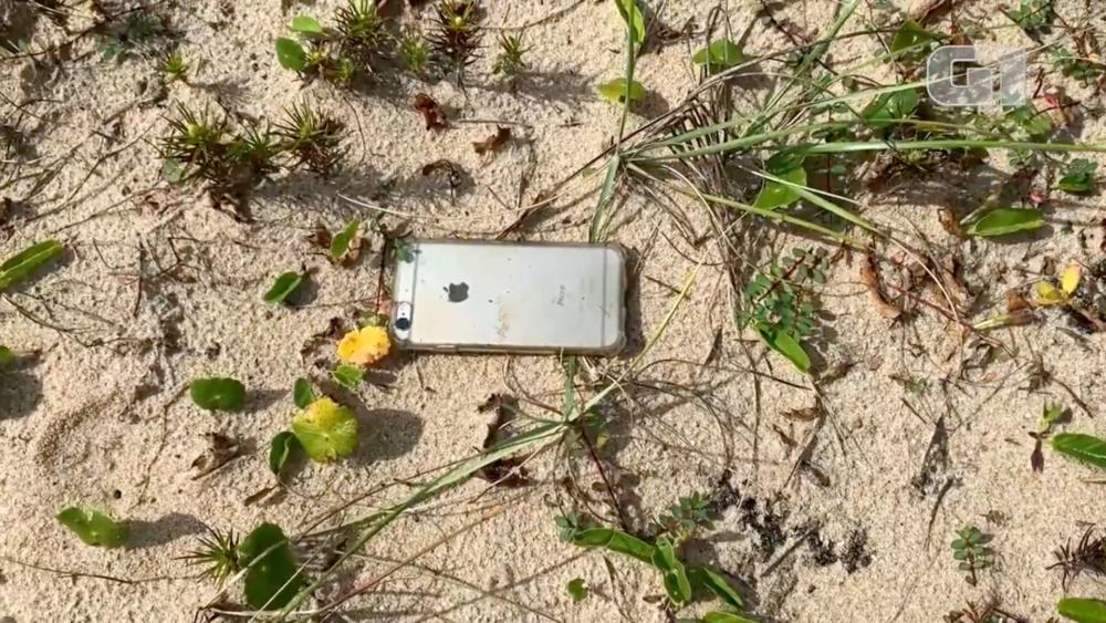 Ένα iPhone επιβίωσε της πτώσης από... αεροπλάνο