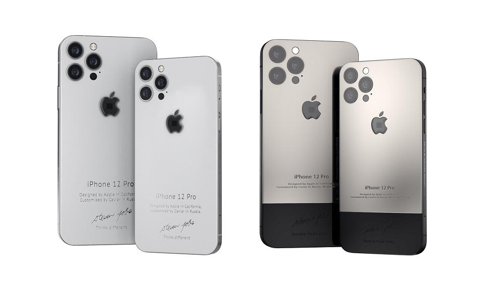 iPhone 12 Pro: Νέες εκδόσεις εμπνευσμένες από iPhone 4 και iPhone 2G, τιμή από 6.490$
