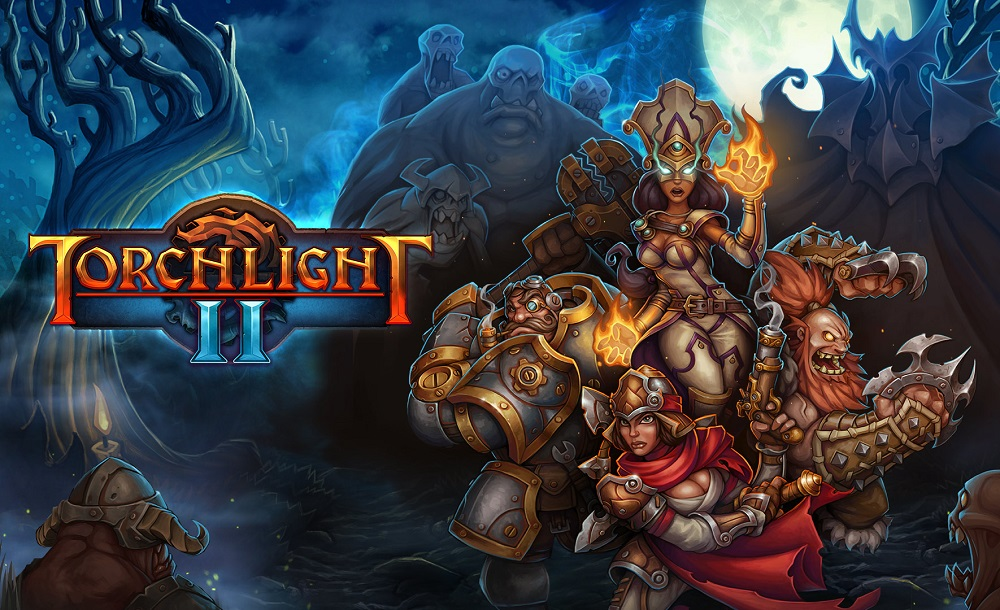 Αποκτήστε δωρεάν το Torchlight II [Epic Games Store]
