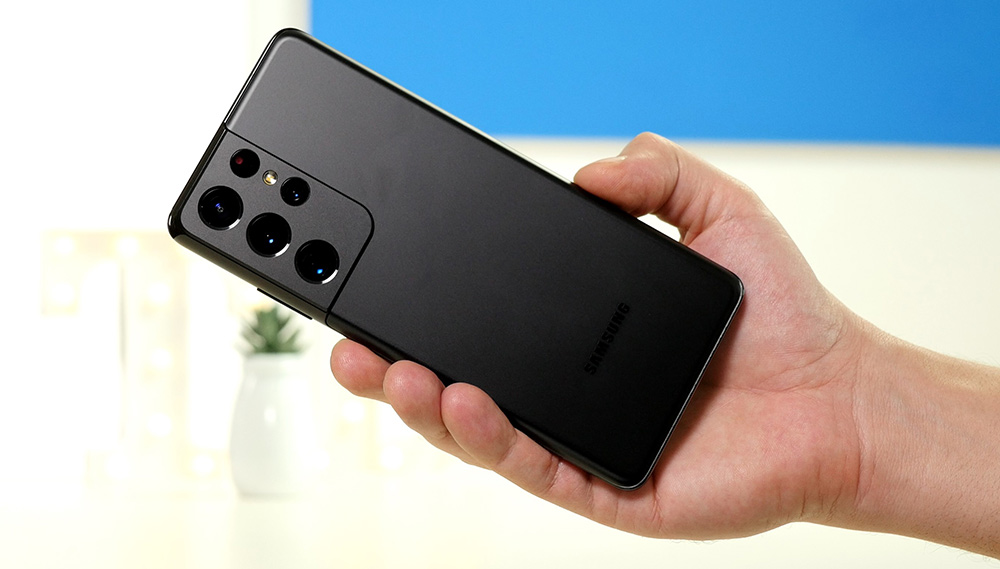 Samsung Galaxy S21 Ultra Techblog