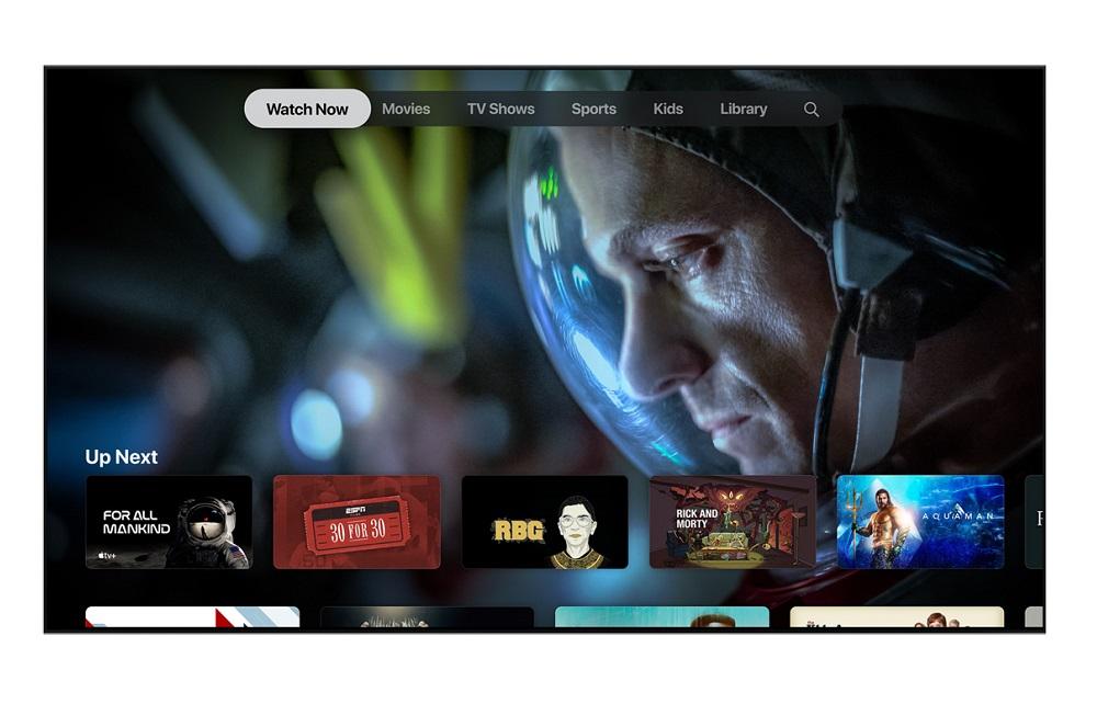 El Apple TV actualizado admitirá frecuencias de hasta 120 Hz