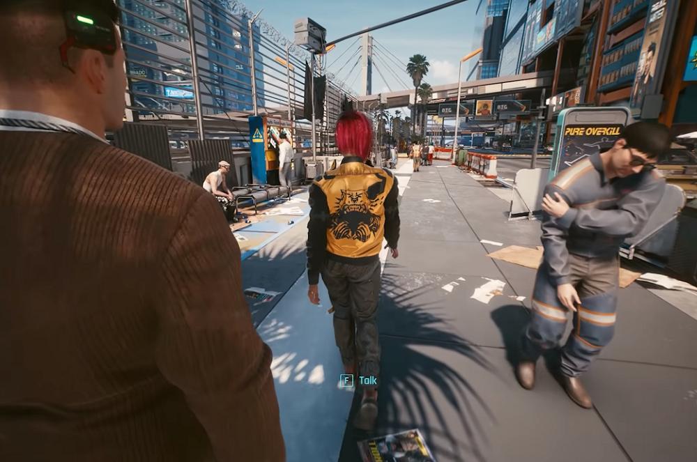 Cyberpunk 2077: Νέο mod επιτρέπει την κάμερα τρίτου προσώπου στο PC