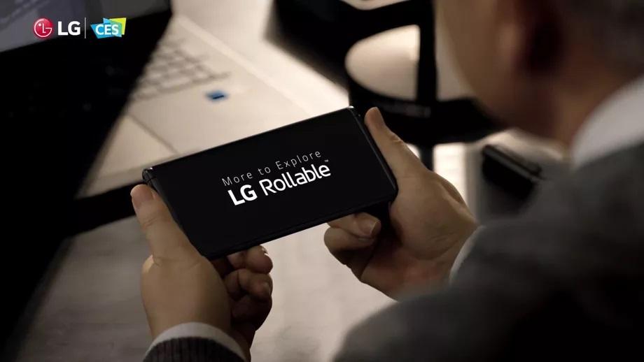 LG Rollable: Μία πρώτη ματιά στο επερχόμενο smartphone [CES 2021]