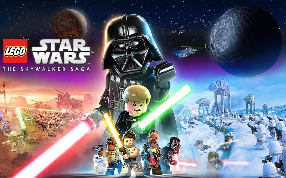 Το Lego Star Wars: The Skywalker Saga θα περιλαμβάνει 300 playable χαρακτήρες