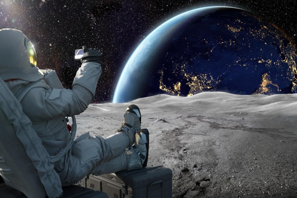 Στη Σελήνη σύντομα θα υπάρχει καλύτερο 4G από πολλά μέρη της Γης