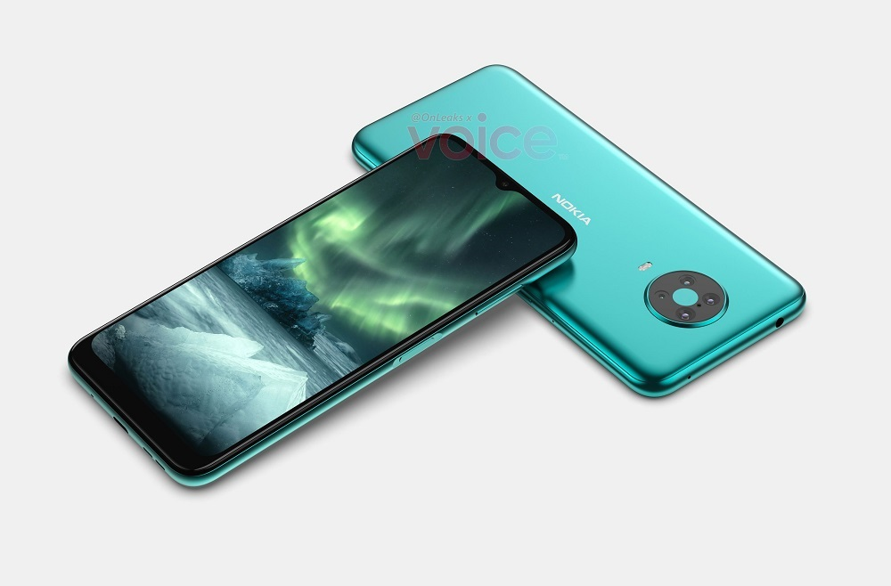 Nokia 6.3 / 6.4: Εμφανίζεται σε νέα renders, έρχεται με τετραπλή κάμερα