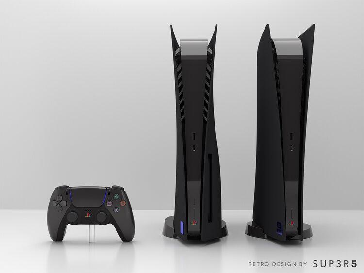 PlayStation 5: Ονειρική έκδοση, εμπνευσμένη από το PlayStation 2