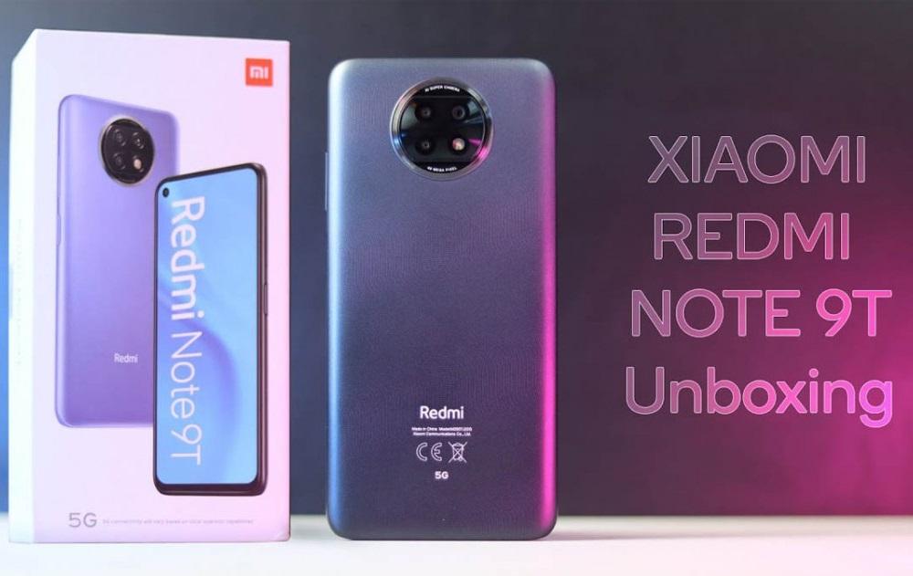 Redmi Note 9T 5G: Πρωταγωνιστεί σε hands-on και μαθαίνουμε τα πάντα