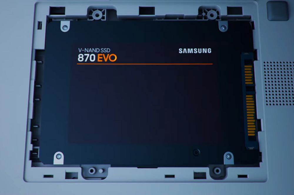 Samsung 870 EVO: O νέος SSD έρχεται πιο γρήγορος και πιο οικονομικός