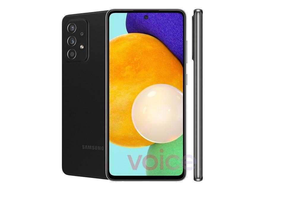 Samsung Galaxy A52 5G: Η πρώτη επίσημη εικόνα, έρχεται με τετραπλή κάμερα