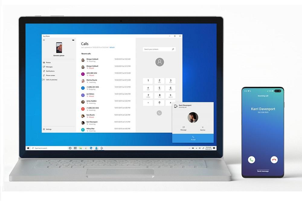 Windows 10: Πλέον δέχονται προώθηση κλήσεων από συσκευές Samsung Galaxy