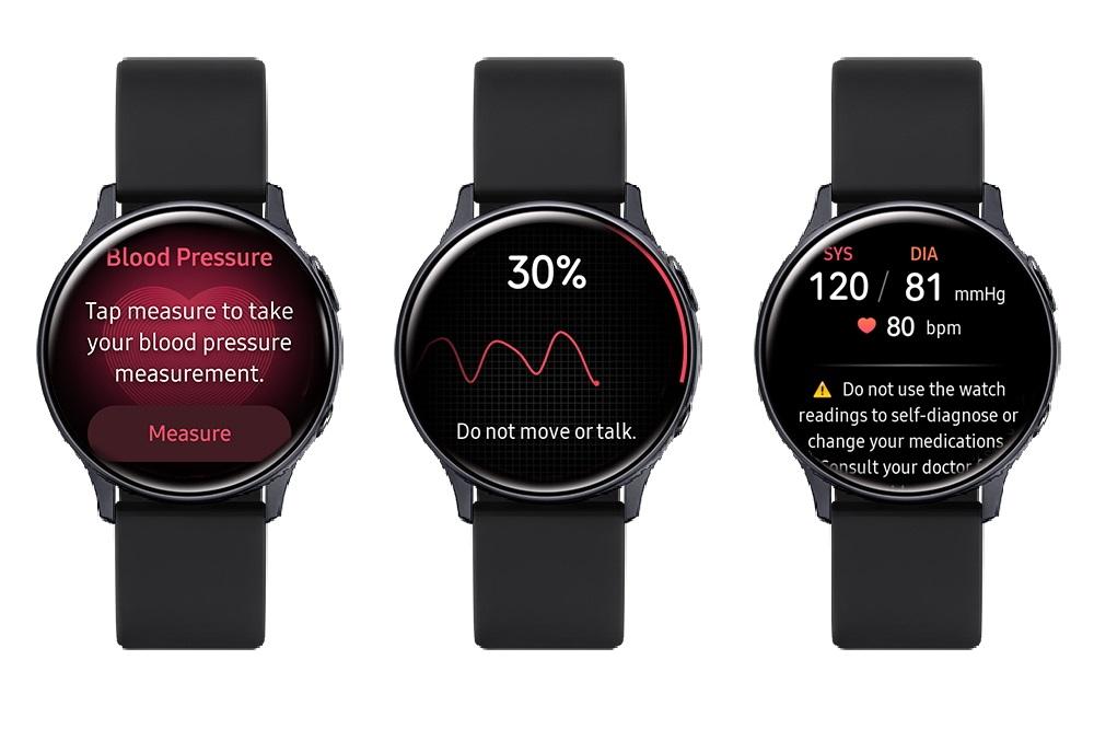 Samsung Galaxy Watch 3 / Active 2: Διαθέσιμο και στην Ελλάδα το νέο Health Monitor app