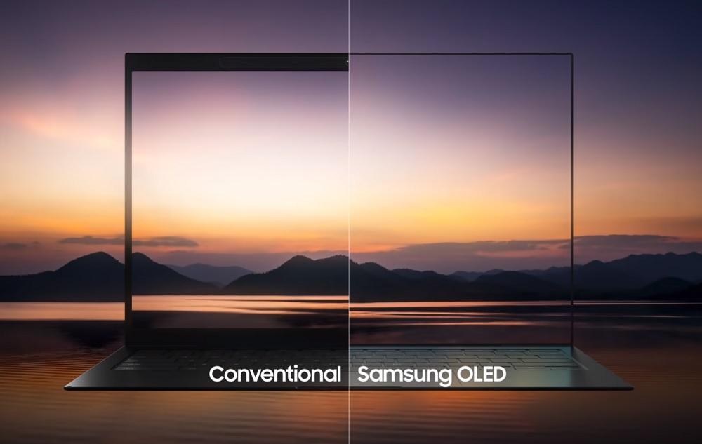 Η Samsung Display μας προετοιμάζει για under-display κάμερα στα OLED laptop