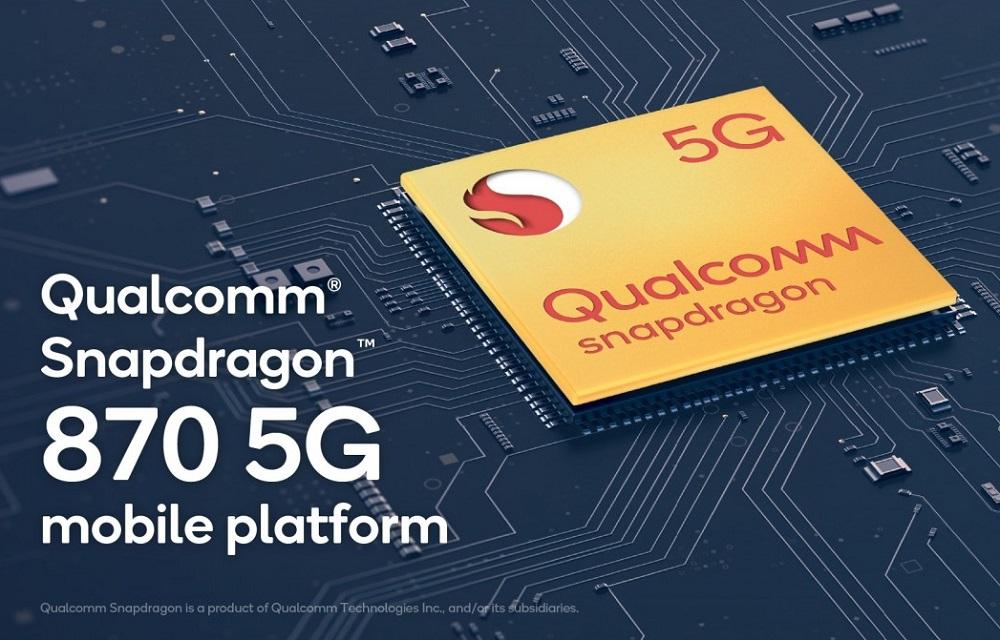 Snapdragon 870 5G: Επίσημα με πυρήνα Cortex-A77 στα 3.2GHz