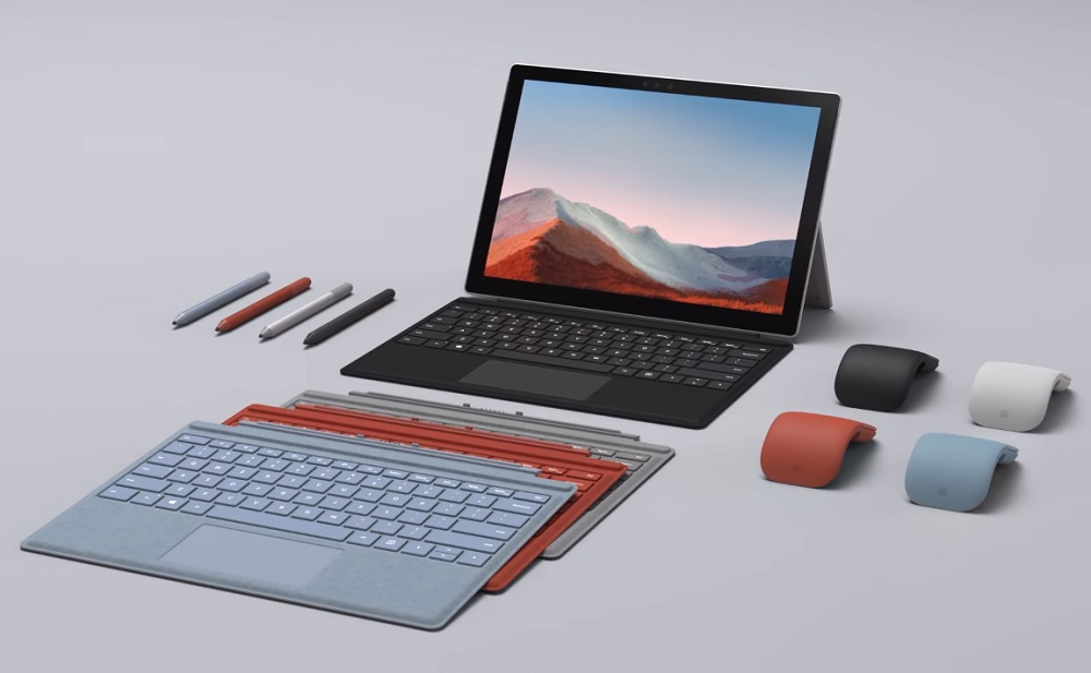 Surface Pro 7+: Επίσημα η νέα γενιά Surface, τιμή από $899