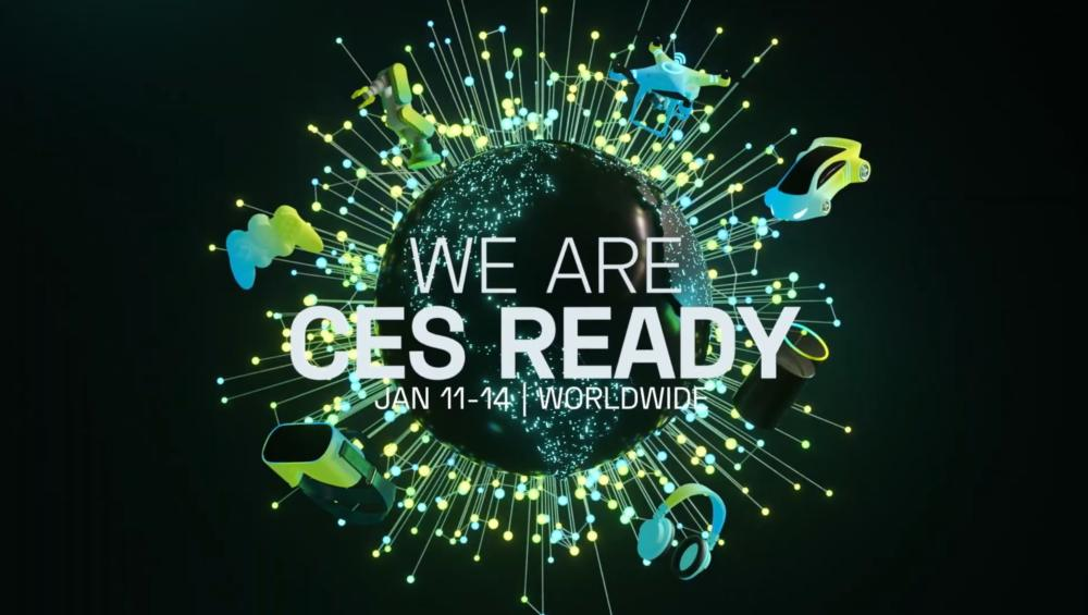 We Are CES 2021 ready