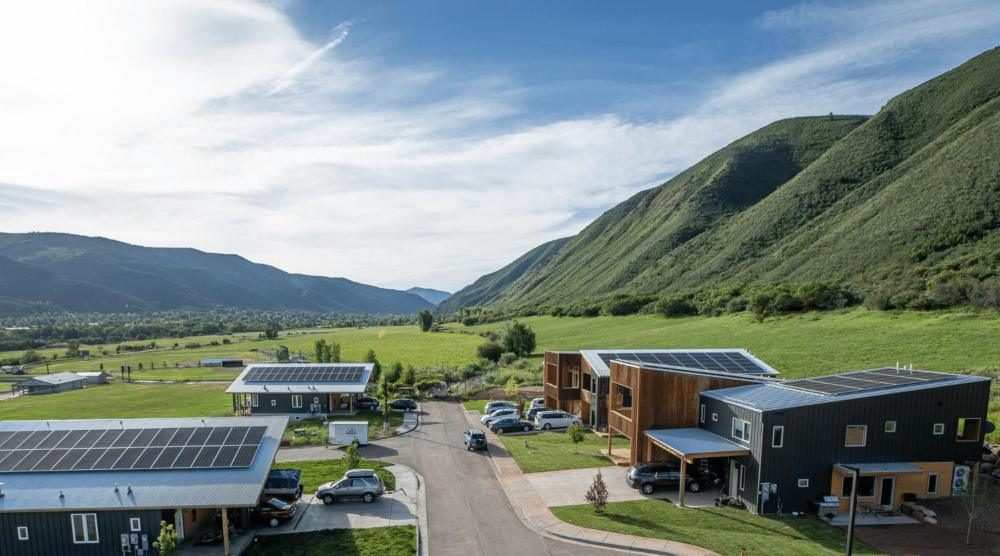 Πείραμα στο Κολοράντο κάνει κάθε σπίτι εργοστάσιο ενέργειας