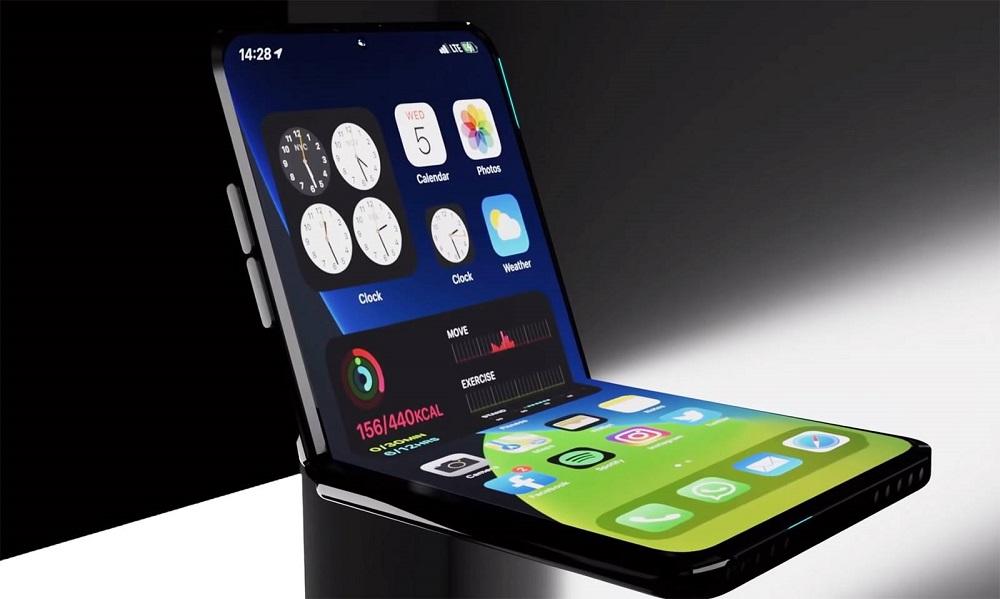 Νέες πληροφορίες για κυκλοφορία του foldable iPhone το 2022