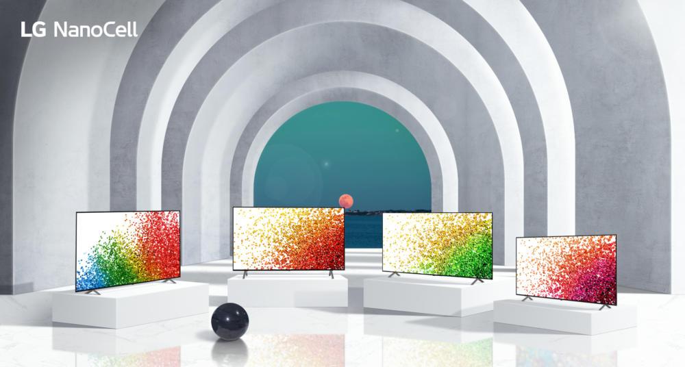 LG TV CES 2021