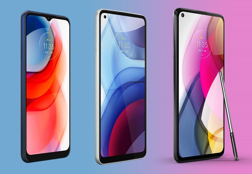 Moto G 2021: Η Motorola φέρνει 3 νέα smartphone στη σειρά G