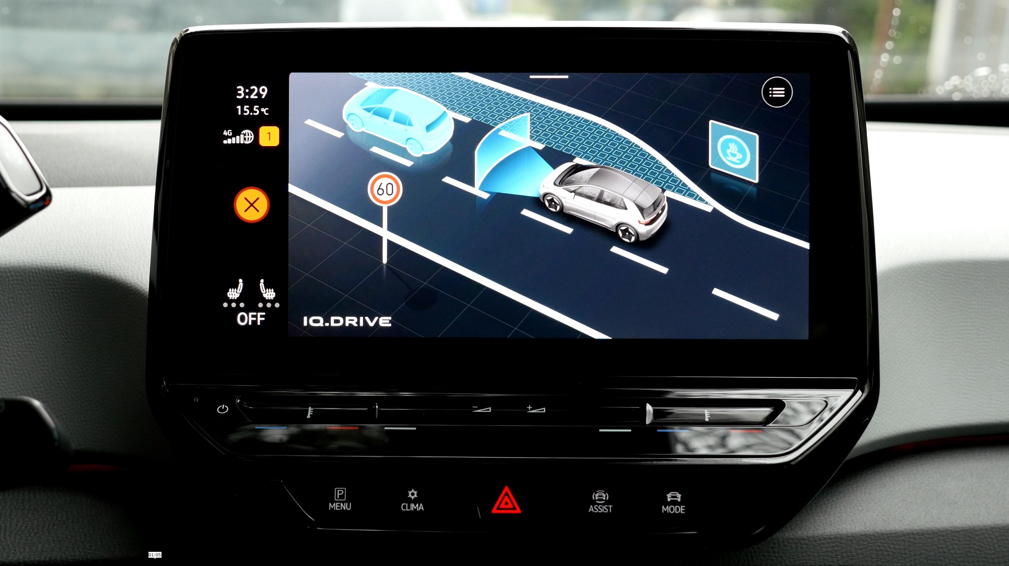 VW ID.3 review Vlachakis Techblog