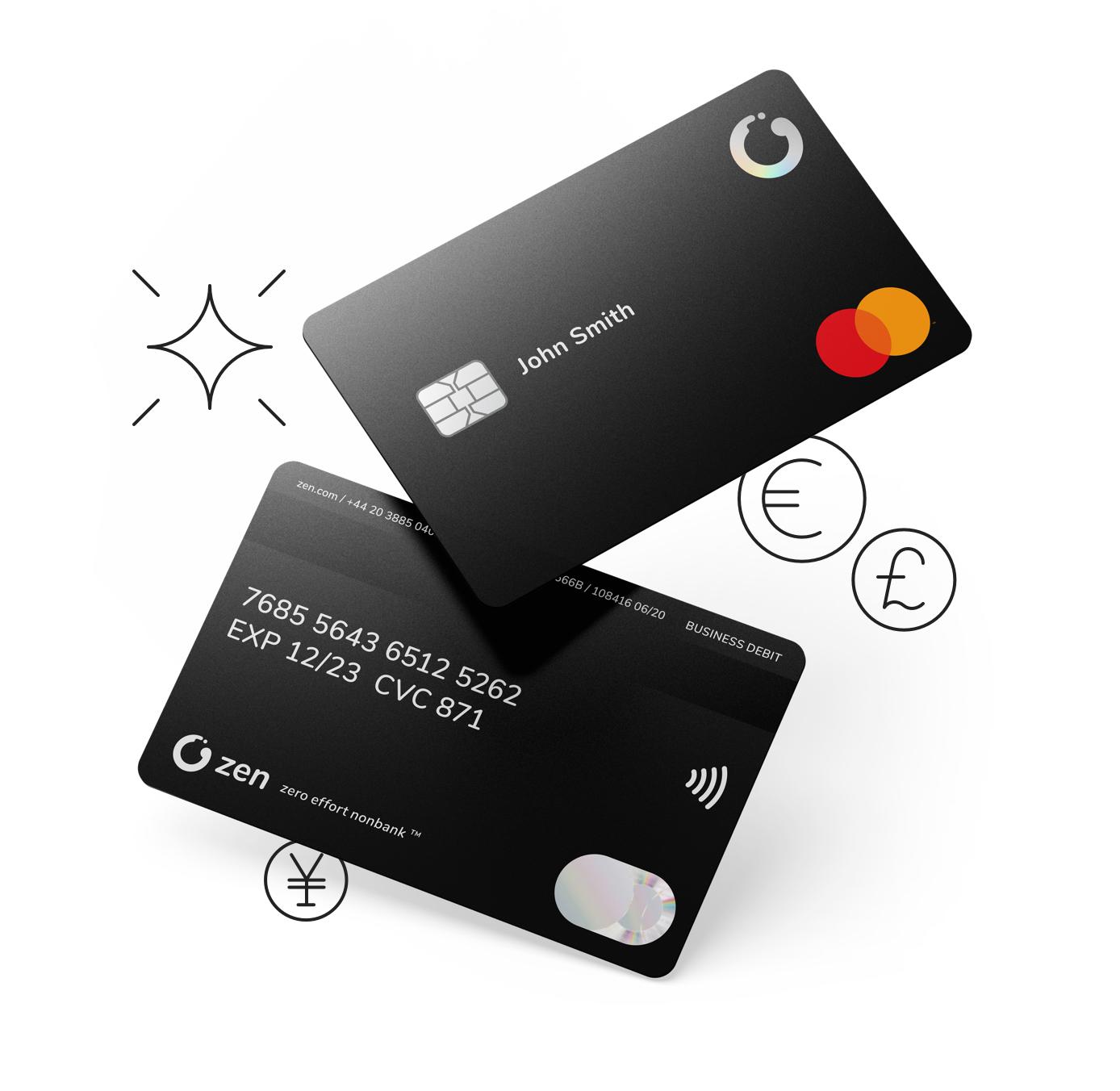 ZEN Mastercard Greece
