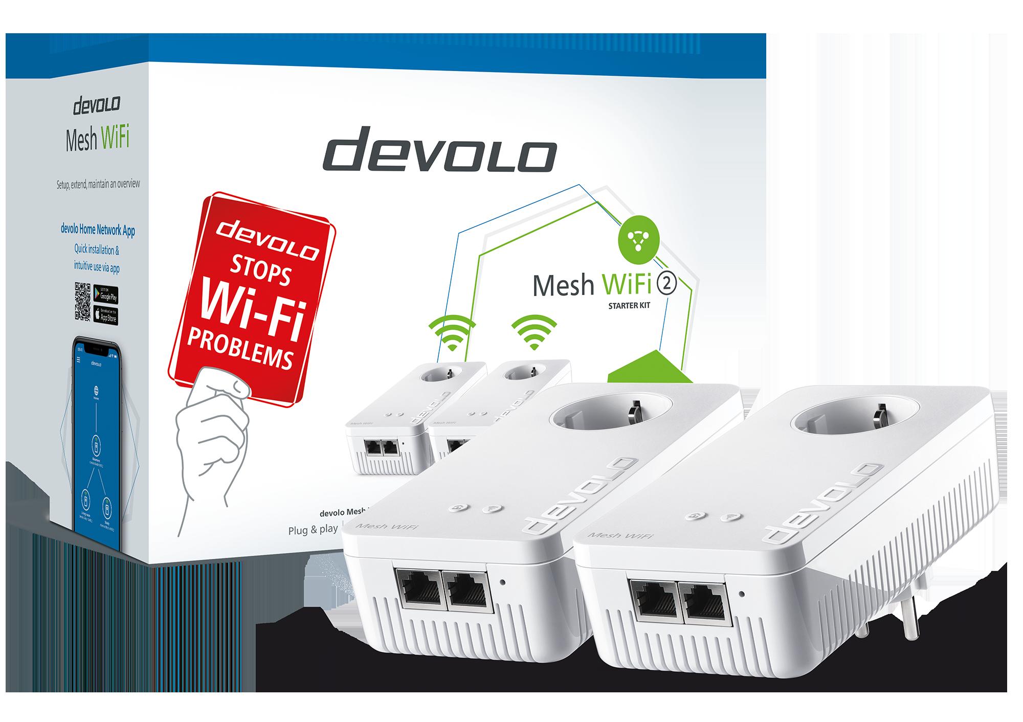 Νέα devolo Mesh WiFi 2