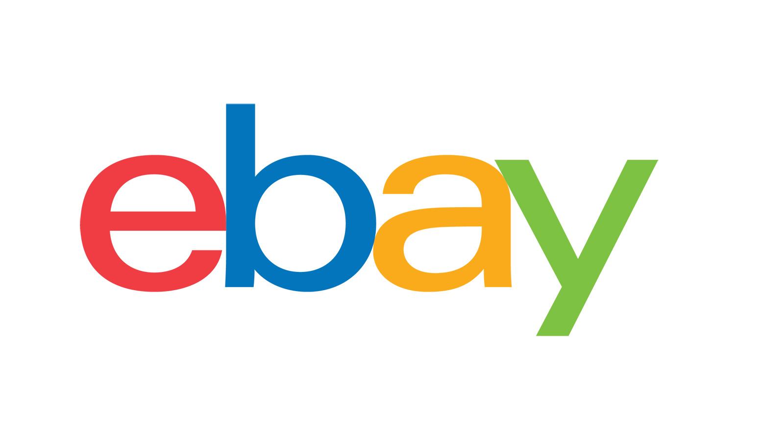 eBay logo 2021