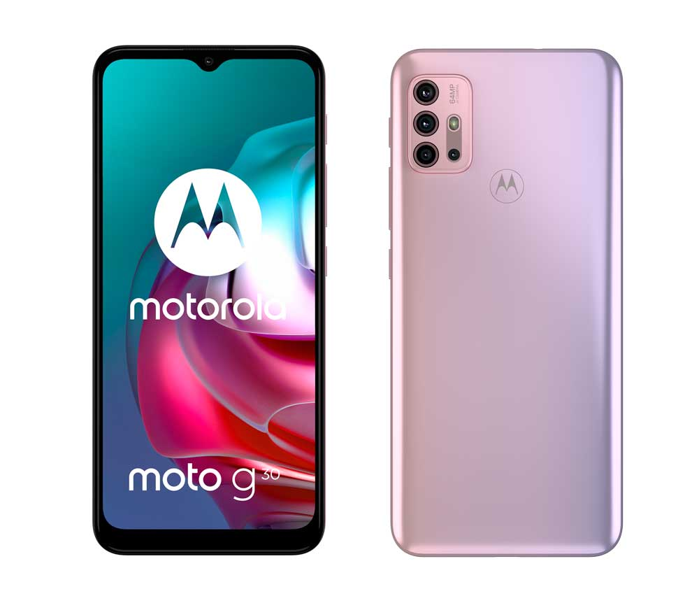 Motorola G10 and G30: Officially affordable