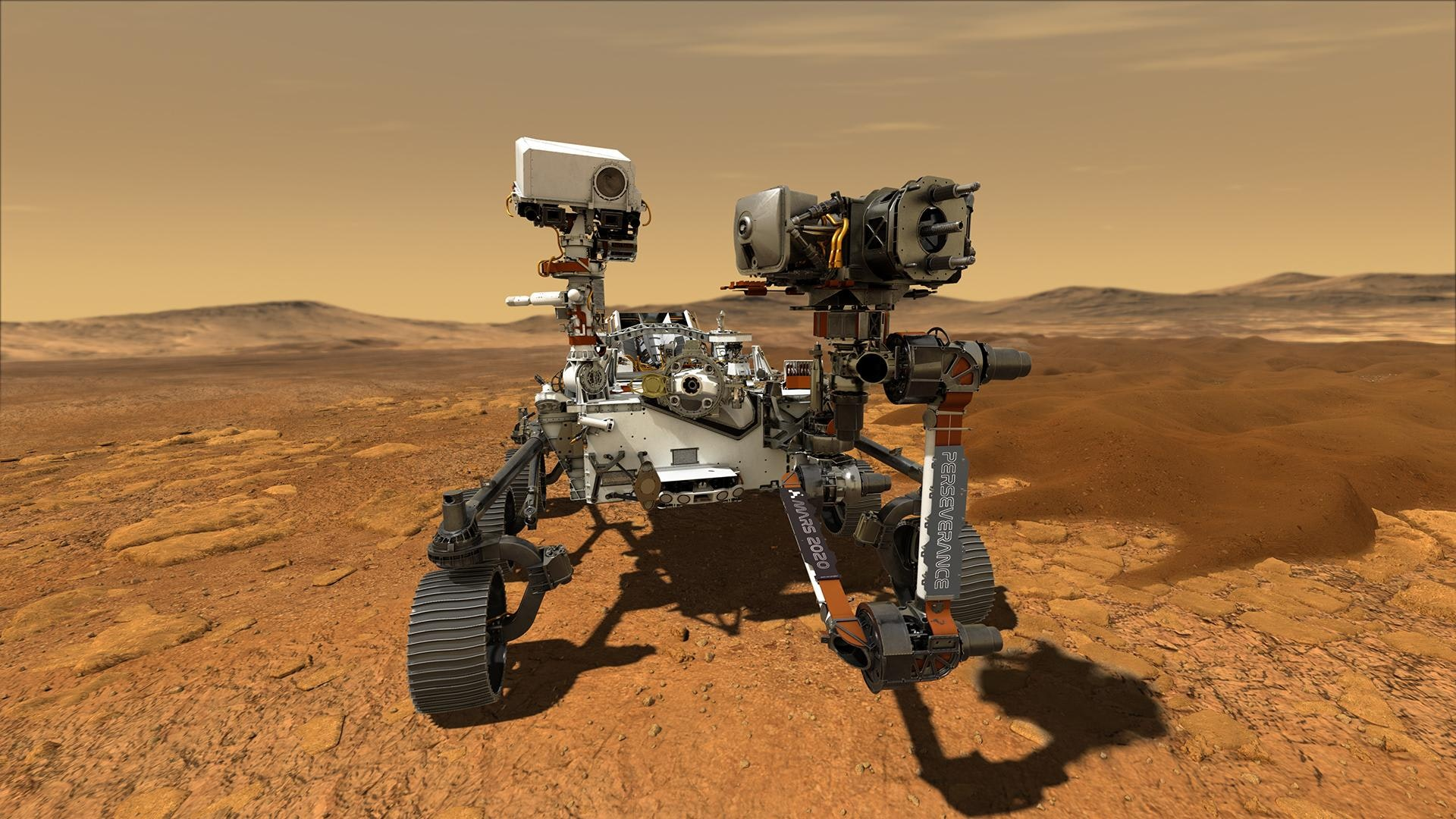 NASA: Οι πρώτες 100 ημέρες του Perseverance στον Άρη