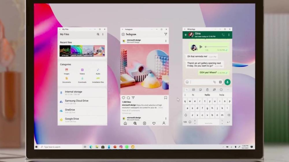 Με το Your Phone μπορείς να τρέχεις πολλαπλά apps στα Windows 10