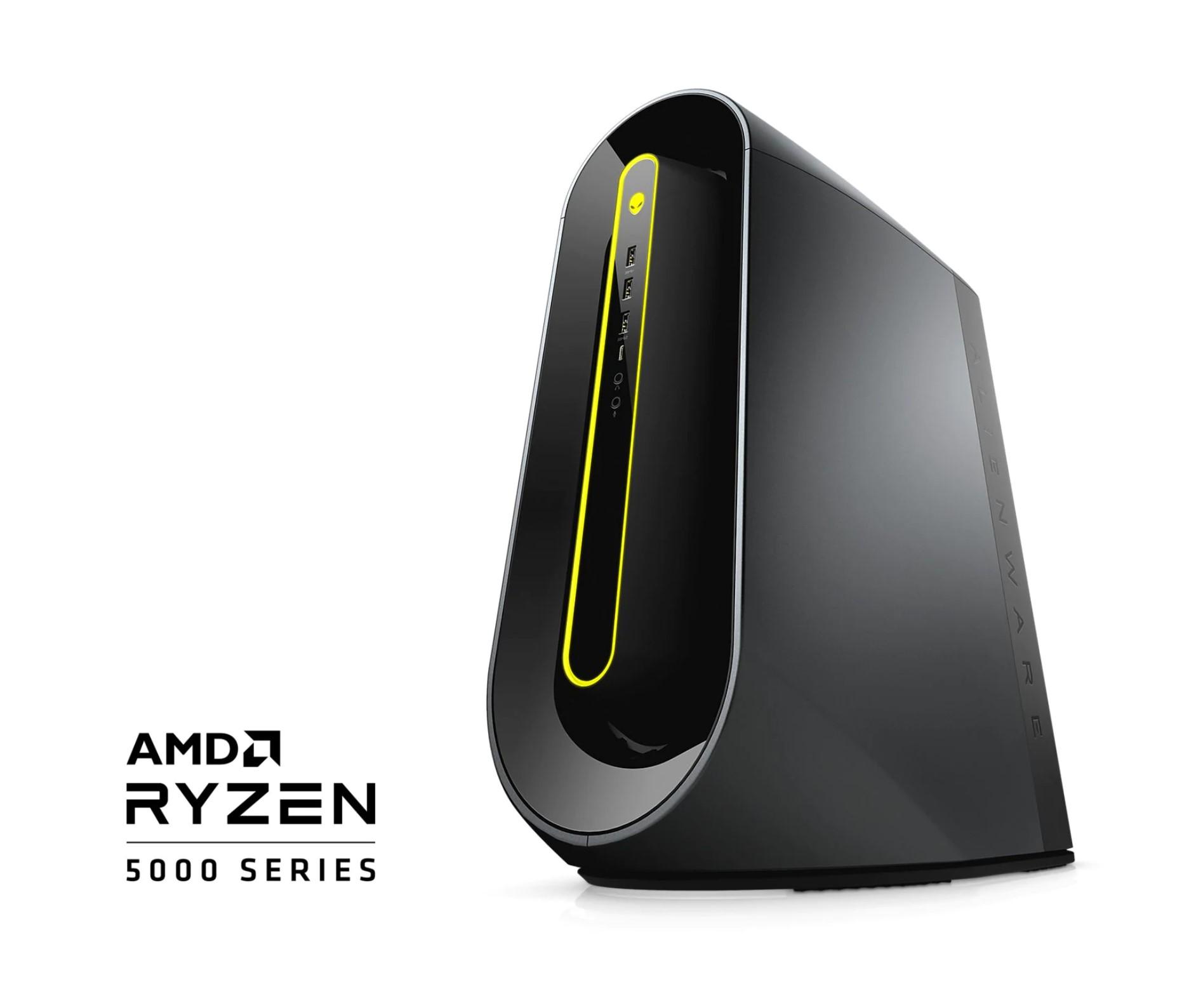 Alienwire AMD Ryzen 5000 series
