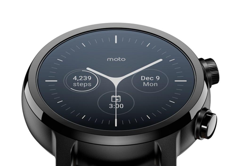 H Motorola ετοιμάζει το επόμενο smartwatch της