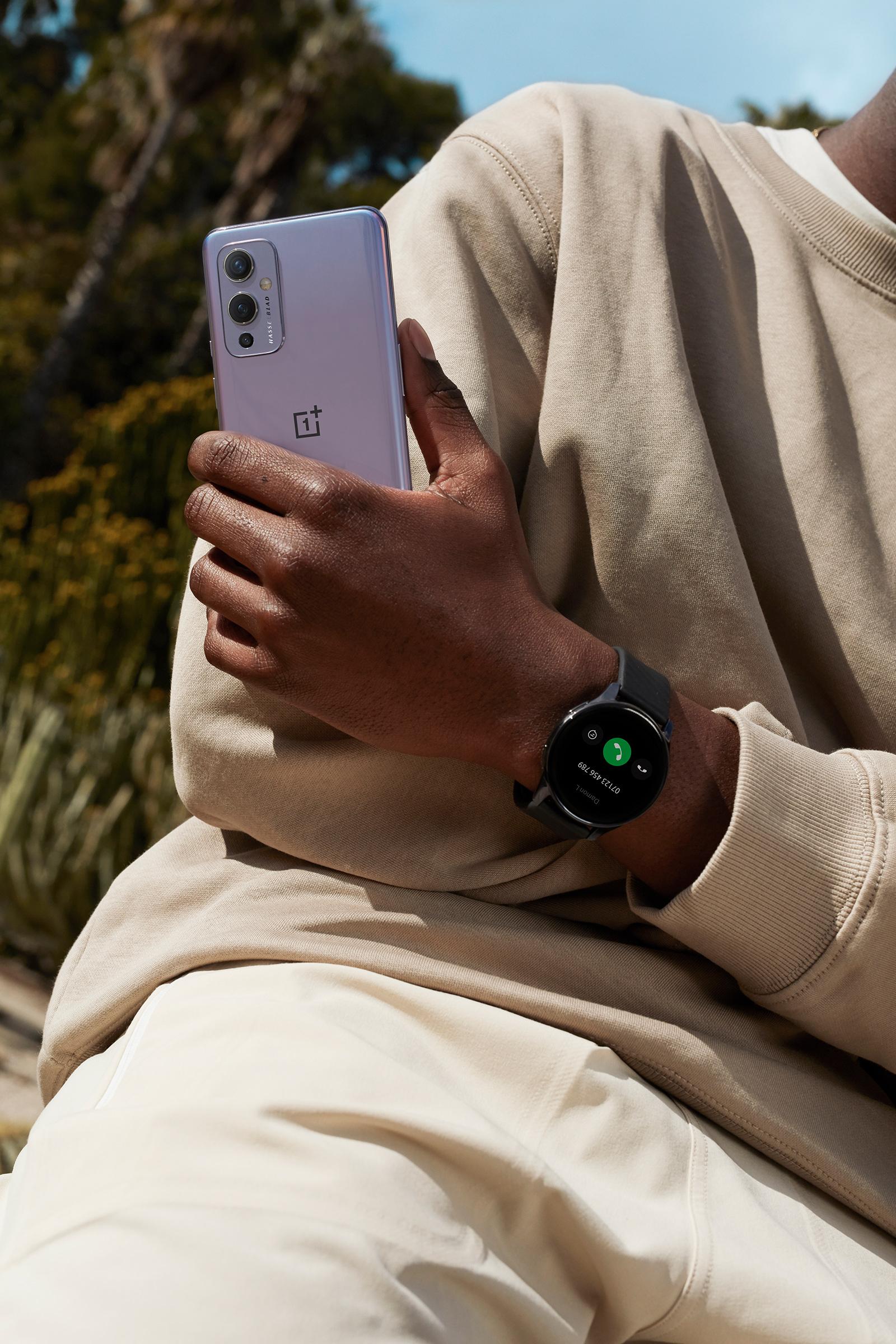 OnePlus Watch lifestyle revealed