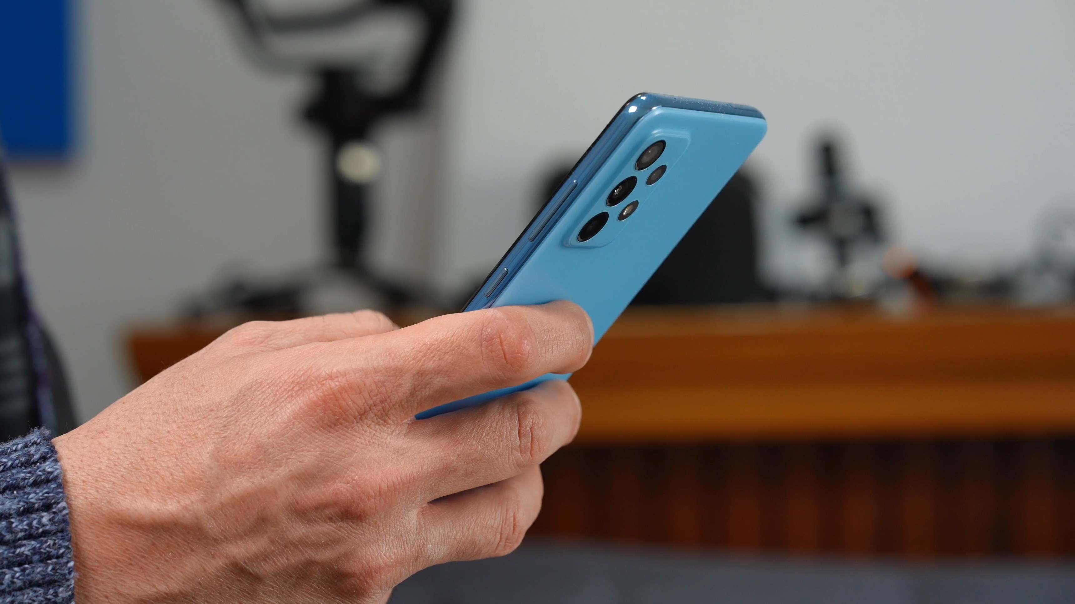 Samsung Galaxy A52 5G Techblog review Vlachakis