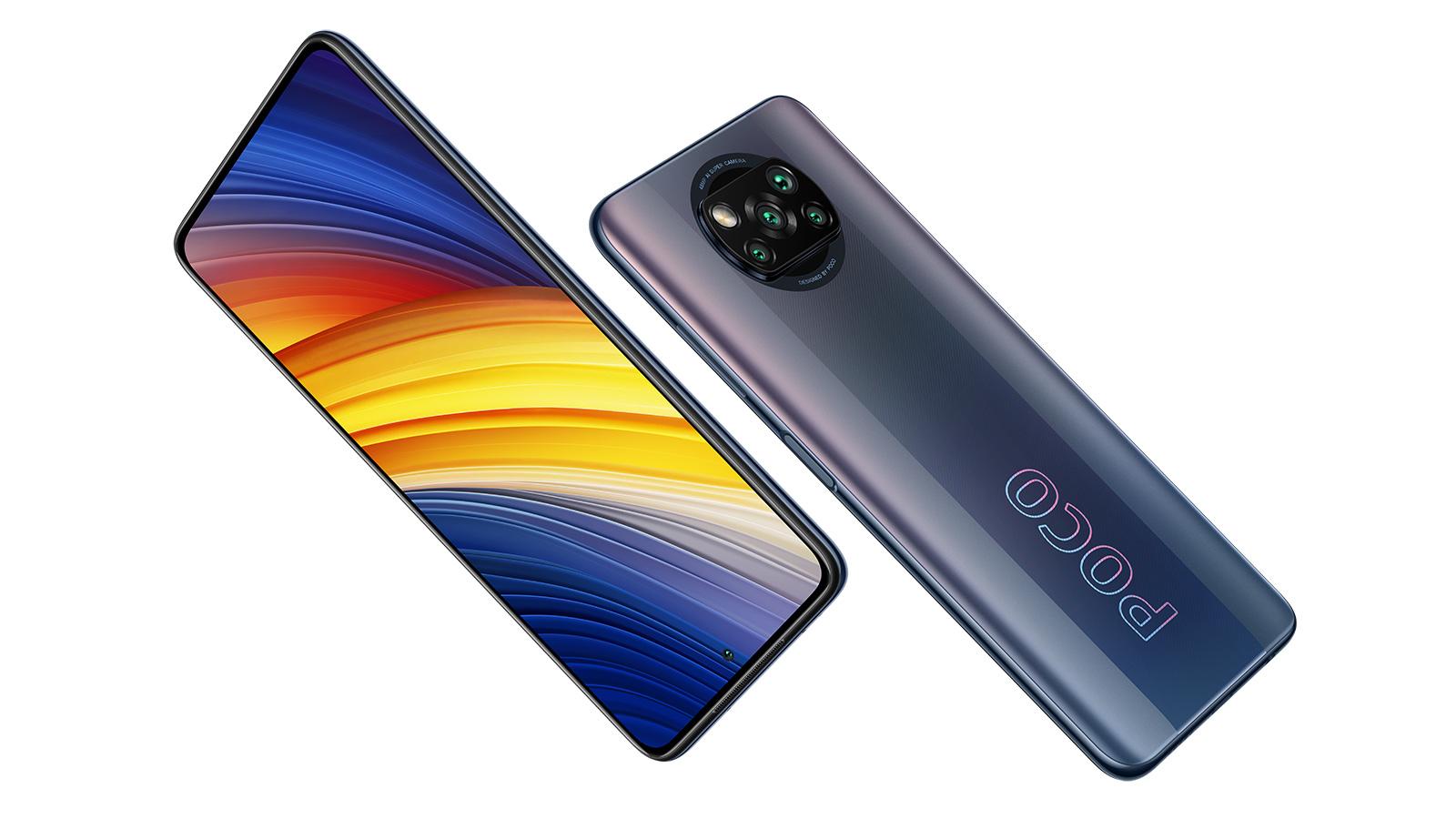 Xiaomi Poco X3 Pro revealed
